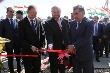 """Vahdat"" power substation inaugurated by the Head of state in Khujand"